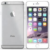 Apple iPhone 6 Plus 64GB okostelefon (ezüst, astroszürke)